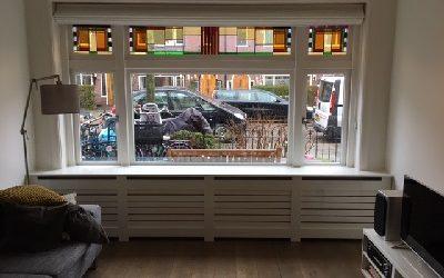 Radiatorombouw lamellen Haarlem