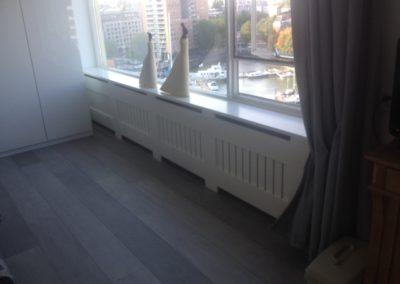 Radiatorombouw lamellen verticaal Rotterdam8